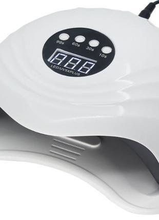 LED Лампа для маникюра UV/LED SUN 5 PLUS, 108W