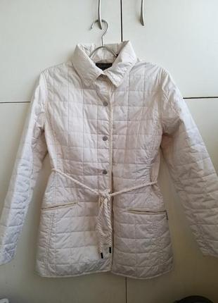 Стёганная курточка весна осень luisa spagnoli