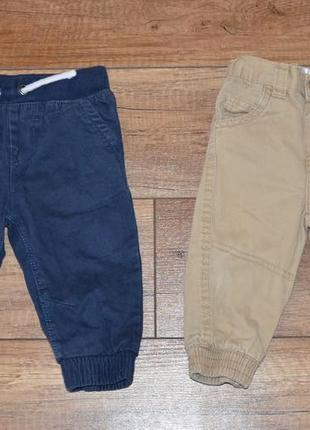 Штаны, джинсы early days, f&f 68-74см, 6-9 мес.