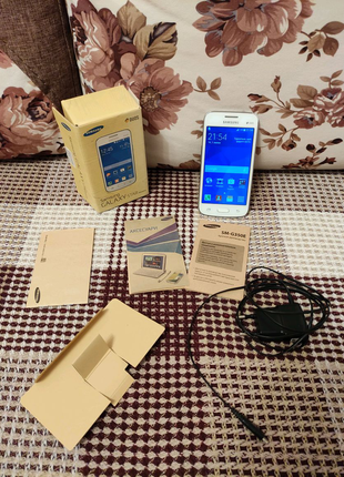 SAMSUNG SM-G350E Galaxy Star Advance Duos EZW (white)