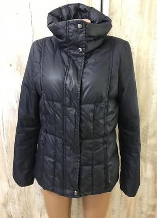 Итальянский пуховик куртка курточка geox respira италия