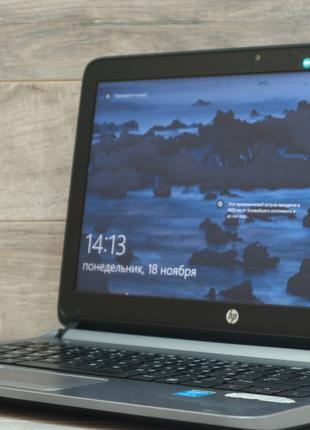Офисный ноутбук HP ProBook 430 G2 \ i5-4210U \ 4 GB \ 320 GB \ HD