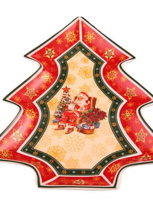"Блюдо ""christmas collection"" 26*21*3 см"