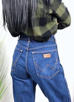 Винтажные джинсы wrangler винтаж