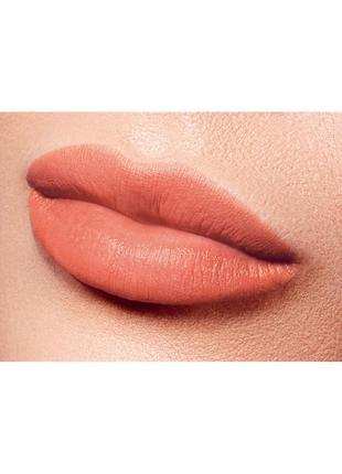 Полуматовая губная помада «бархатный сезон», тон «нежный перси...