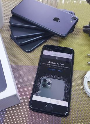 Apple iPhone 7 128Gb. Black ( neverlock ) от магазина