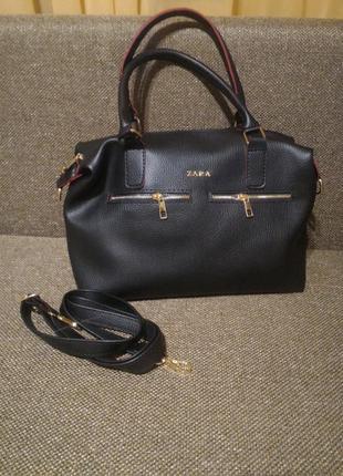 Женская сумка кожзам, экокожа