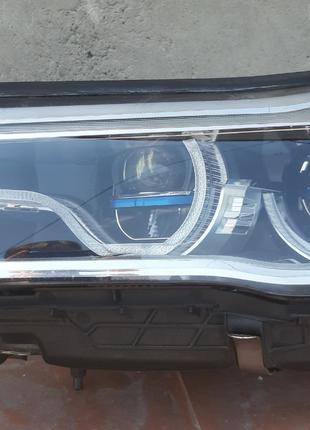 BMW 7 G11 G12 Фара 63117408703  7465605
