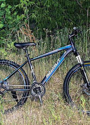 Новый горный велосипед Azimut Aqua 24/26 колеса 15/17 рама