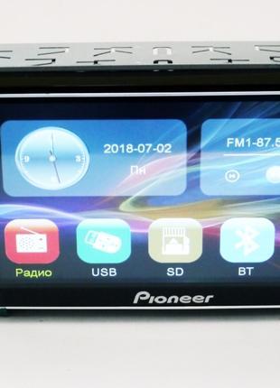 2din Pioneer 7024 GPS НАВИГАЦИЯ (Короткая база)