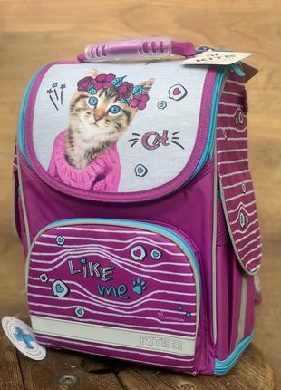 Рюкзак школьный каркасный Kite Rachael Hale R19-500S