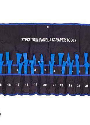 Alloid. Комплект съемников панелей облицовки, 27 предм. (С-101...