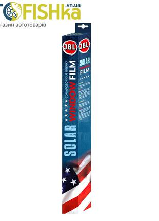 Тонировочная пленка для автомобиля JBL 0,5\3м Ultra BLACK 2% А...