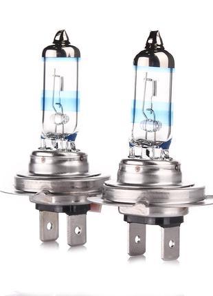 Лампа Н7 12V 55 W PHILIPS Racing Vision+150% (2шт)