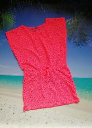 Туника пляжная для девочки