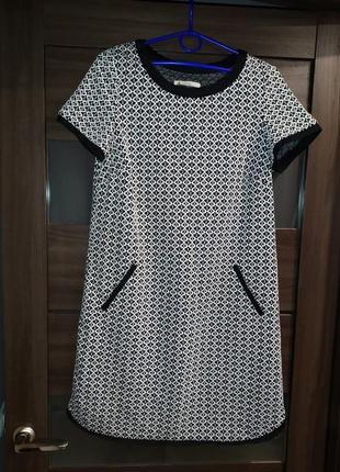 Платье короткий рукав george