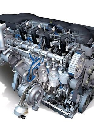 Ремонт двигателя в Полтаве