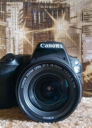 Canon eos 200d+ объектив Canon EF-S 18-55mm f4-5.6 STM