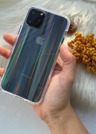Силіконовий чохол накладка для айфонів chameleon case