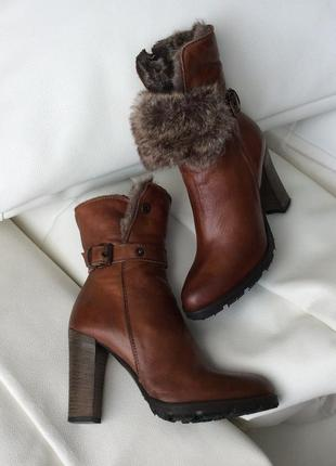 Ботинки полуботинки сапоги кожа rcompany италия