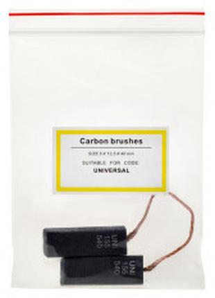 Щетки угольные для стиральной машины 5x13.5x40mm (клееные) 162...