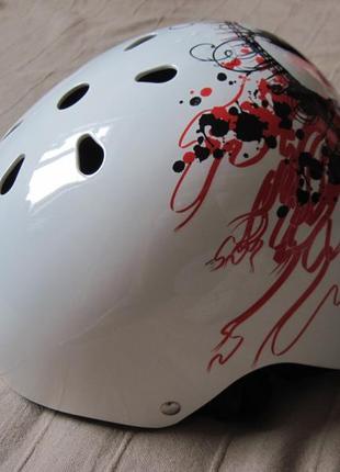 Tsg graphic design (54-58) защитный шлем для катания