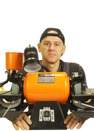 Заточной станок для твердосплавного инструмента WorkMan 6L(42505)