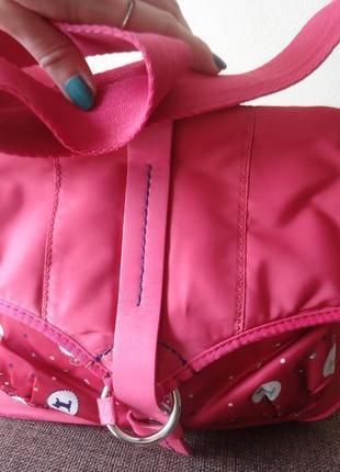 Фирменная яркая сумка radley