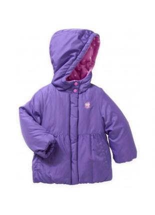 Зимняя куртка carter's, на 4 года