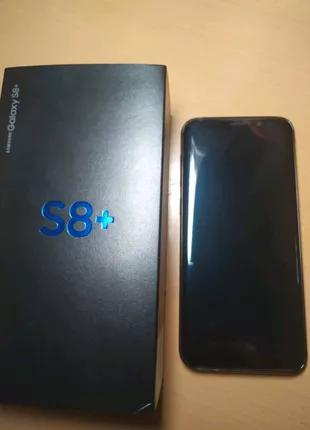 Продам срочно Samsung s8 plus