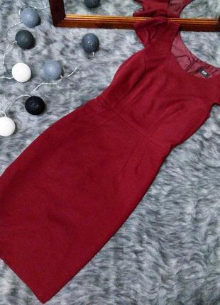Платье футляр карандаш по фигуре f&f