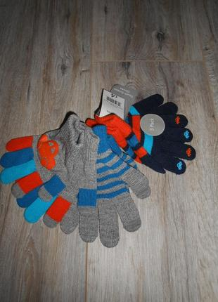Сенсорные перчатки, рукавицы george