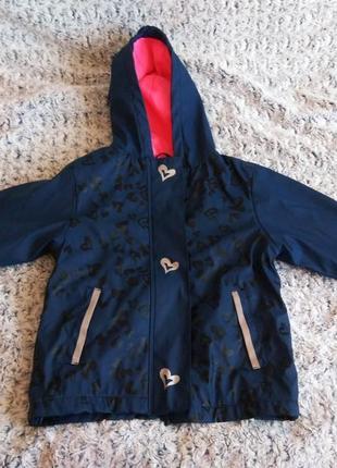 Куртка плащ непромокайка курточка