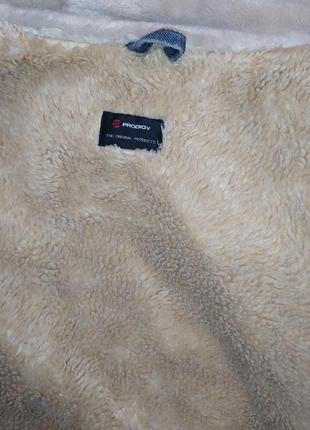 Зимнея мужская куртка prodigy original