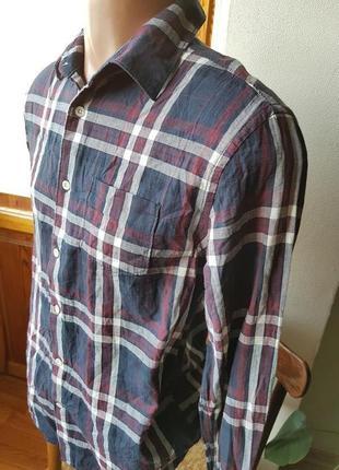 Рубашка мужская jasper conran, английского дизайнера