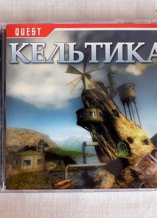 "Игра для ПК диск PC DVD Game ""Кельтика"""