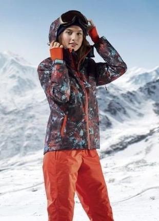 Функциональная зимняя лыжная куртка crivit евро 38, наш 44-46 ...