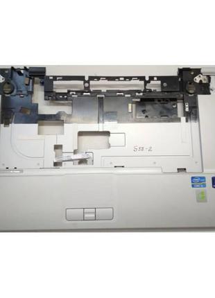 S58-2 Верхняя панель с тачпадом palmrest Fujitsu LifeBook E751...