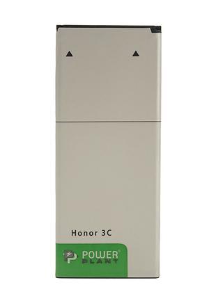 Аккумулятор PowerPlant Huawei Honor 3C (HB4742A0RBW) 2400mAh