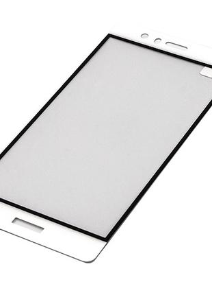 Защитное стекло 3D PowerPlant для Huawei P9 White