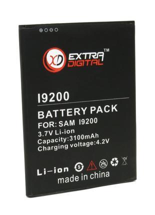 Аккумулятор для Samsung GT-i9200 Galaxy Mega (3100 mAh) - BMS1149