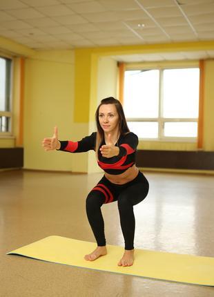 Персональный тренер пилатес, йоги у Вас дома либо онлайн в реа...