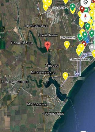 Участок 6 соток в Одессе, Сухой Лиман.