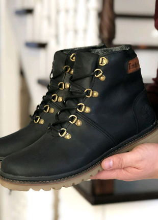 Зимние ботинки на меху ► Timberland (Код: 8765V) Размеры 40 - 45