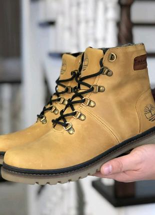Зимние ботинки на меху ► Timberland (Код: 8768V) Размеры 40 - 45