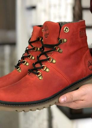 Зимние ботинки на меху ► Timberland (Код: 8769V) Размеры 40 - 45