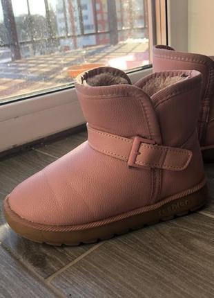 Детская обувь угги для девочки