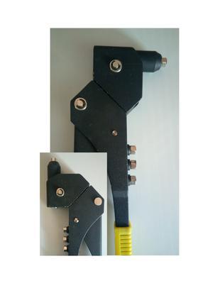 Заклепочной пистолет заклепки диаметром 2.4, 3.2, 4.0, 4.8 мм