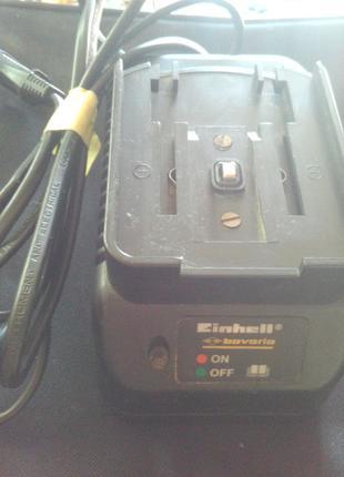 Зарядное устройство для аккумуляторов шуруповерта Einhell