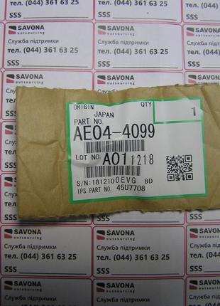 AE04-4099 Палец отделения тефлонового вала Ricoh MP 4000